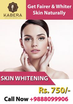 At Kabera we want to give you the best #skin #whitening treatment at best #price.