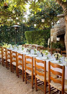 An Open-Air Wedding at San Ysidro Ranch in Montecito, CA