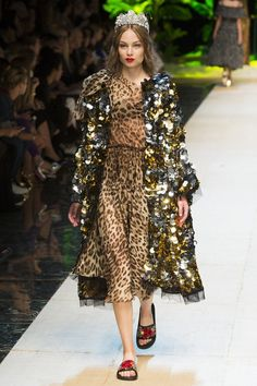 Dolce & Gabbana Spring 2017 (Ready to Wear)