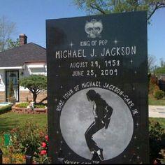 Michael Jackson's Boyhood Home in Gary, IN