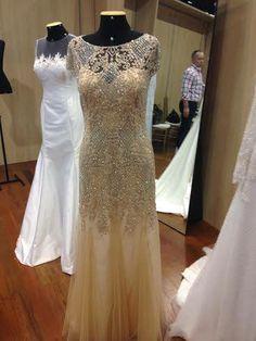 Casamoda Noivas 2014 - Vestido Marcelo Quadros