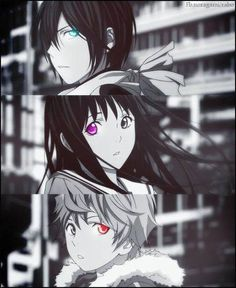 Eyes Noragami