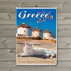 Greek-Wall-Calendar-2018-Cats-of-Greece