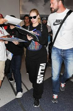 Iggy Azalea signs autographs at at LAX - Los Angeles International Airport in Los Angeles on Aug. 6, 2014. Check out many more celebs spotted at LAX! http://celebhotspots.com/hotspot/?hotspotid=4954&next=1