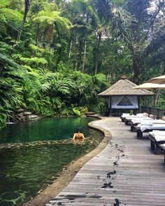 Located near Ubud, Bali, COMO Shambhala Estate is a wellness retreat where guests can relax and improve their overall wellbeing. Travel Around The World, Around The Worlds, Places To Travel, Places To Go, Resort Plan, Voyage Bali, Neuer Job, Bali Travel, Hotels And Resorts