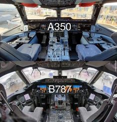 Airbus or Boeing ? Aviation Blog, Aviation Quotes, Aircraft Instruments, Airline Pilot, Airplane Photography, Passenger Aircraft, Commercial Aircraft, Flight Deck, Military Aircraft
