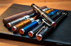 TWSBI Collection by Mill_Burray, via Flickr
