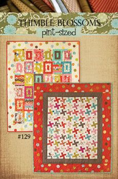 pint-sized, #129  quilt patterns  $7.00