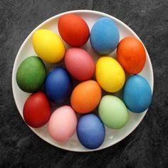 Kynuté buchty Easter Eggs, Breakfast, Food, Morning Coffee, Essen, Meals, Yemek, Eten