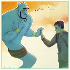A contribution to Disney-club's collab for Robin Williams. Sad Disney, Disney Love, Disney Magic, Disney Memes, Disney Quotes, Disney Cartoons, Disney And Dreamworks, Disney Pixar, Disney Characters