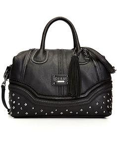 GUESS Handbag, Chelsea Satchel - Guess - Handbags & Accessories - Macy's