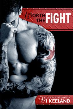 This book had good reviews. Something about it though.....I just had a very hard time with the lack of chemistry between the characters. Worth the Fight (MMA Fighter, #1) By: Vi Keeland