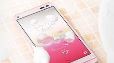 Kyocera Digno Rafre washable smartphones
