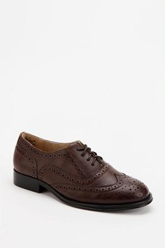 Wanted Babe Brogue Oxford  #UrbanOutfitters