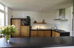 keuken zwart graniet - Google-søk