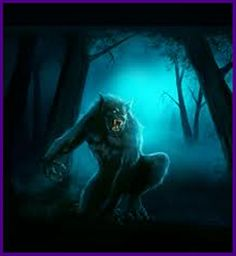 Loup-Garou Is French For Werewolf ~ Part Man ~ Part Wolf ~ Driven To commit Unspeakable Acts ~