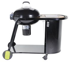 Kinley Kettle Charcoal Trolley Barbecue, 5052931264674