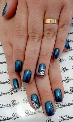 31 best nails ideas for spring 2019 00051 Elegant Nail Designs, Toe Nail Designs, Cute Nails, Pretty Nails, Hawaiian Nails, Nail Desighns, Modern Nails, Best Acrylic Nails, Stylish Nails