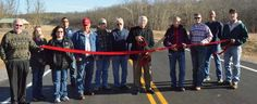 Cherokee Nation Completes $9.5 million Road Project