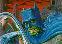 Batmanstein! #batman #frankenstein