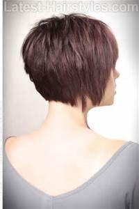 back of short bob's haircuts - Bing images