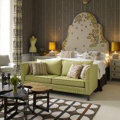 Bedroom by Kit Kemp