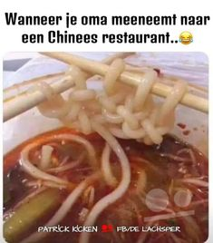 33 Funny Memes, Pics and Random Humor ~ knitting noodles, when you take grandma to a Chinese restaurant hilarious 33 Funniest Memes, Pics & Random Humor to Blast Your Day Crazy Funny Memes, Really Funny Memes, Stupid Funny Memes, Wtf Funny, Funny Relatable Memes, Hilarious, Funniest Memes, Funny School Jokes, Funny Images