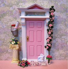 1000 images about fairy doors on pinterest fairy doors for White fairy door