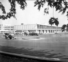 Merced County Hospital in 1965.
