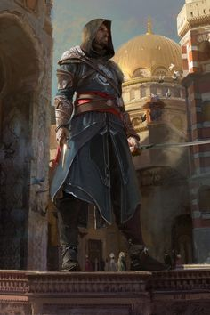 Assassin's Creed - favorite assassin -