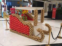 Christmas Party Decorations, Balloons, Globes, Balloon, Hot Air Balloons