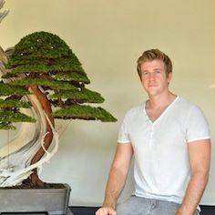 bonsai artist bjorn bornholm