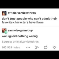 Waluigi is sketchy to me.