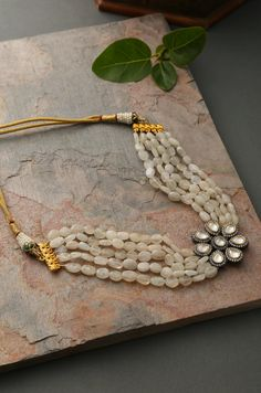 Apr 2020 - Aamani Silver Faux Diamond Choker Necklace – Paisley Pop Shop Antique Jewellery Designs, Jewelry Design, Designer Jewelry, Wedding Jewelry, Gold Jewelry, Jewelery, Trendy Jewelry, Indian Jewelry Sets, Ethnic Jewelry