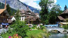4 Most Common Ways to Travel Around Switzerland