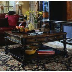 Hooker Furniture Preston Ridge Coffee Table