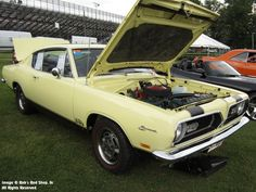 1969 Plymouth Barracuda 340 at Maple Grove - customer of www.RobsRodShop.com