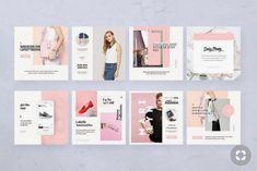 【超簡単】初心者がたった3つの手順でプロのデザインをするコツ | みっこむ Instagram Grid, Instagram Frame, Instagram Design, Instagram Posts, Instagram Plan, Web Design, Layout Design, Social Media Template, Social Media Design