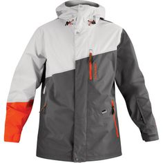 DAKINE Ledge Jacket - Men s Charcoal/Silver XL Review Buy Now