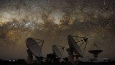 TL | Il più veloce radiotelescopio al mondo è qui, in Australia