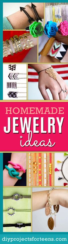 Diy Jewelry To Sell, Diy Jewelry Tutorials, Diy Crafts Jewelry, Diy Jewelry Making, Jewelry Ideas, Handmade Crafts, Bracelets Crafts, Chain Bracelets, Jewelry Bracelets