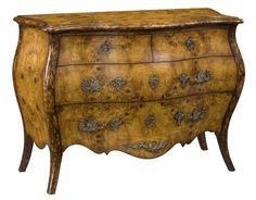 Louis XV French furniture #Furniture #Design #Vietnam