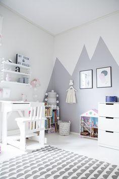 Ikea Nordli, Sweet Dreams My Love, Baby Room Design, Kidsroom, Playroom, Baby Kids, Kids Rugs, Lifestyle, Children