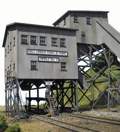 B.T.S. Special Projects - Mill Creek Coal & Coke Tipple No. 2