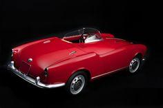 1957 Alfa Romeo Giulietta Spider Sebring Competizione