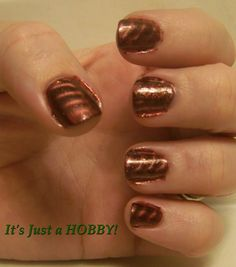 12-03-07 Magnetic Polish FAIL - first try