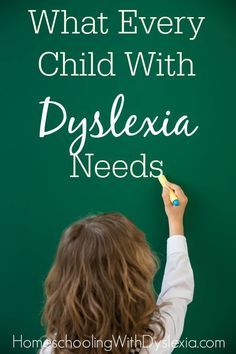 We all only have so much time, right? Here's what you need to focus on with your kids with dyslexia.