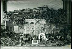 Østfold fylke Halden  Hagebruksutstillingen 1939.