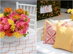 Colorful 50th Birthday Party at Dec on Dragon | Planning: DFW Events | Photography: Jason Kindig Photography