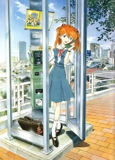 "Old Anime & Cyberpunk — artbookisland: Scan from ""Die Sterne . Neon Genesis Evangelion, Evangelion Meme, Manga Art, Anime Art, Asuka Langley Soryu, Rei Ayanami, Mecha Anime, Old Anime, Manga Covers"